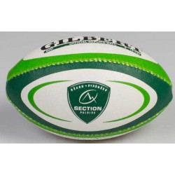Mini Ballon Rugby Replica Pau / Gilbert