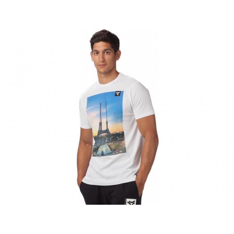 Tshirt Capital Tour Eiffel / Rugby DIvision