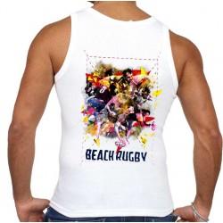 Débardeur Beach Rugby 2016 / Millésime Rugby