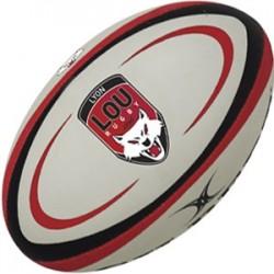Ballon Rugby Replica Lyon / Gilbert