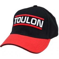Casquette Junior Bicolore Toulon / RCT