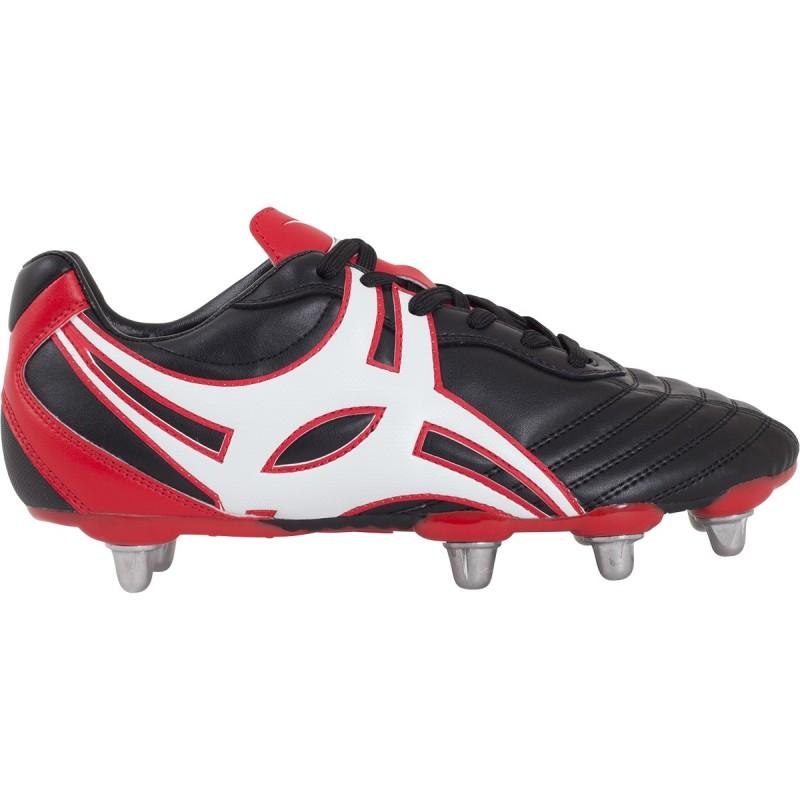 Chaussures Rugby SideStep Révolution 8 crampons basse coquée / Gilbert