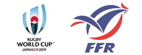 Collection Rugby france pour la Coupe du Monde de Rugby