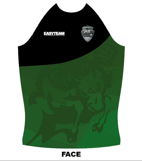 Maillot original rugby 100% sublimé