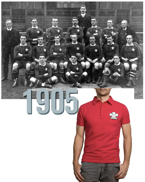 Polo Galles 1905 Sports Epoque