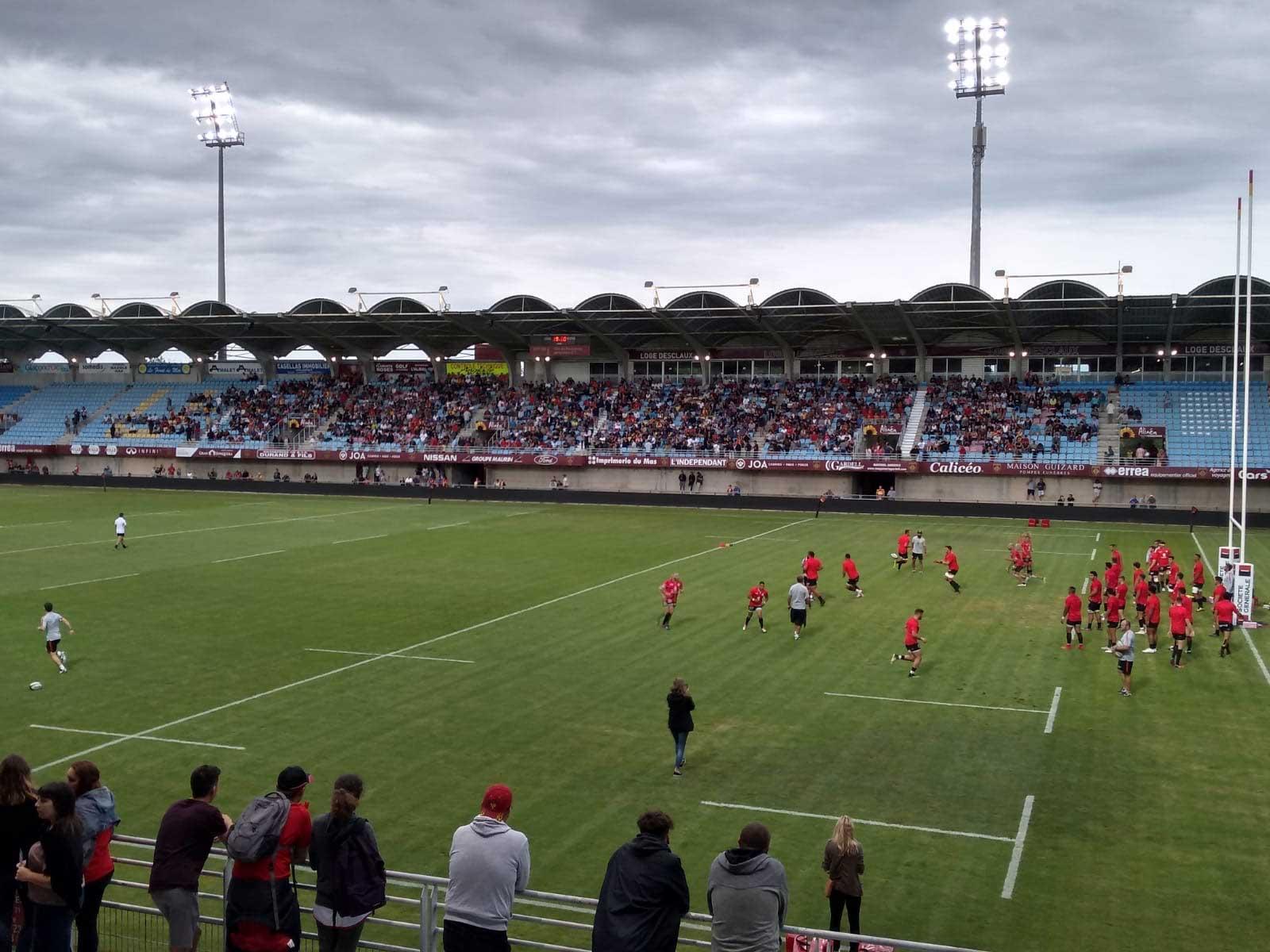 Stade Aimé Giral Perpignan