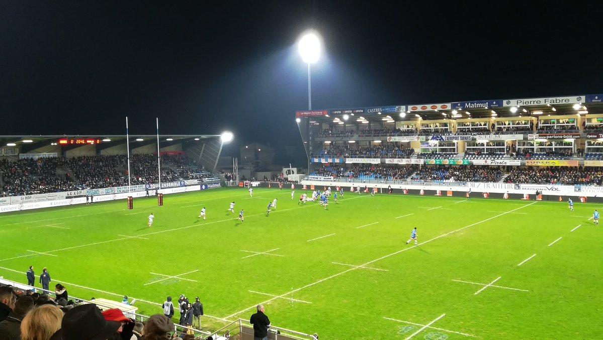 Stade Pierre Fabre - Castres Olympique